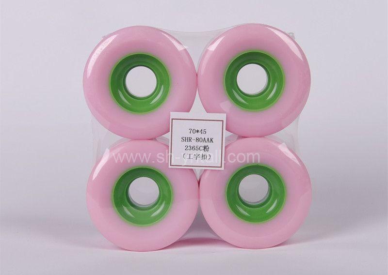 PU wheels for skate board