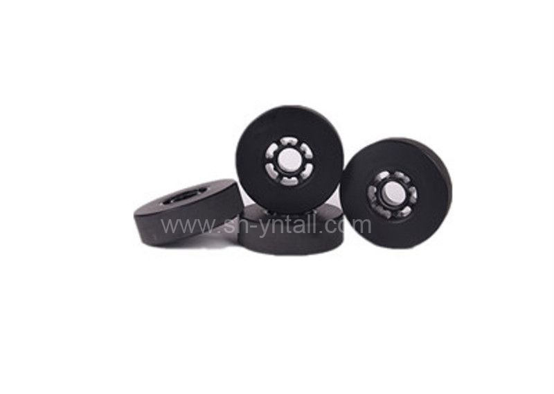 What is the difference between PU wheel and rubber wheel ?cid=3