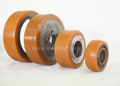 Pu Castor Wheels