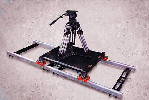 PU Wheels for Camera Track Car