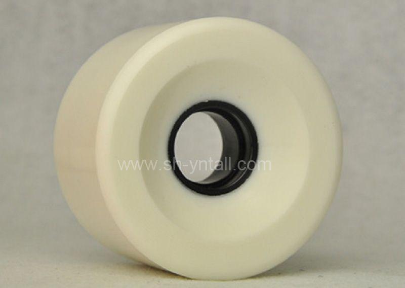 PU Wheels 70X51 White