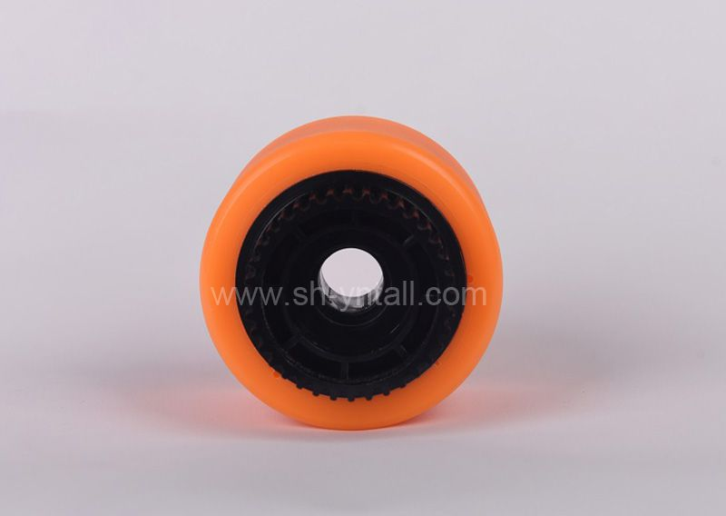 PU Wheels 8352 78A 811C The Orange Has a Gear