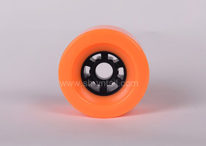 PU Wheels 9052 78A 811C Orange