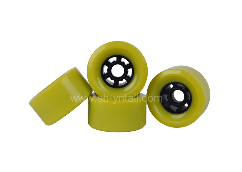 pu wheels for skate board 83*44