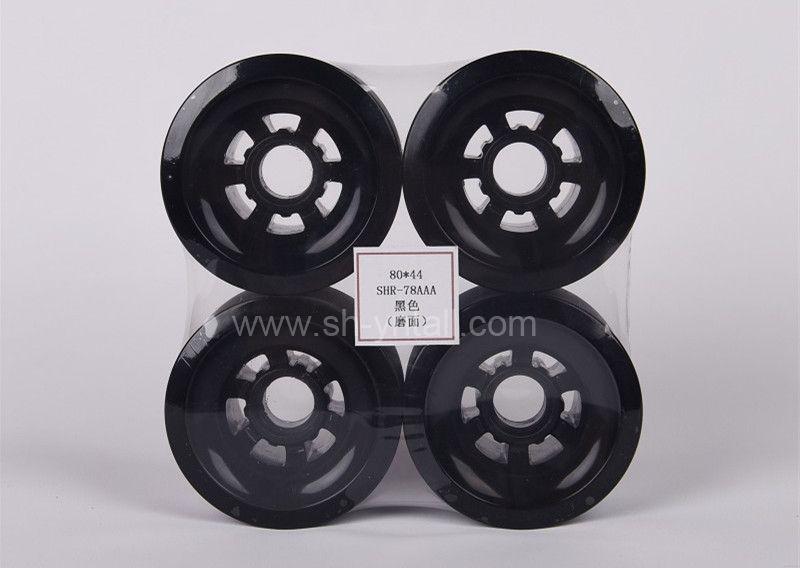 pu wheels for skate board 80*44