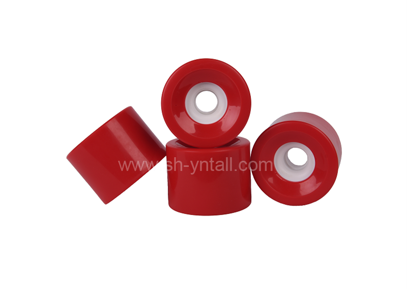 pu wheels for skate board 76*57