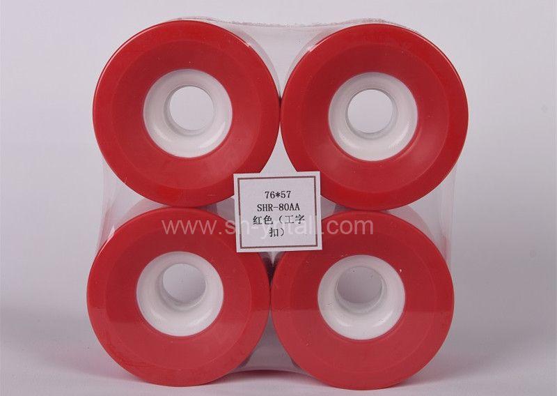 pu wheels for skate board 76*57