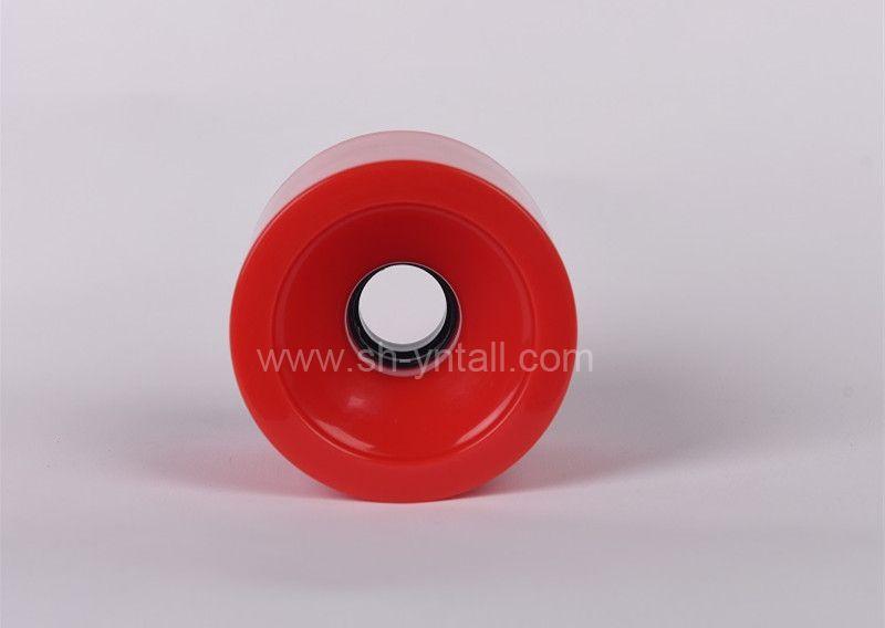 pu wheels for skate board 75*65