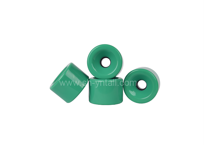 pu wheels for skate board 74*52