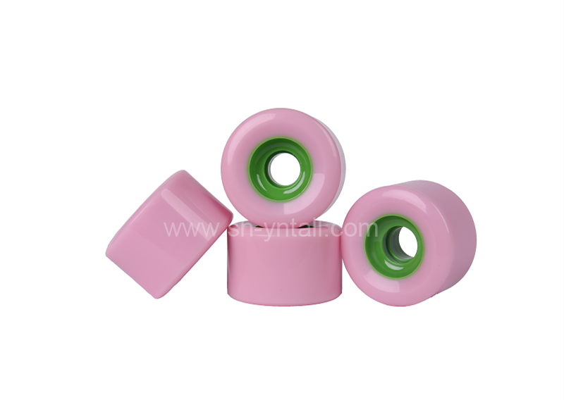 pu wheels for skate board 70*45
