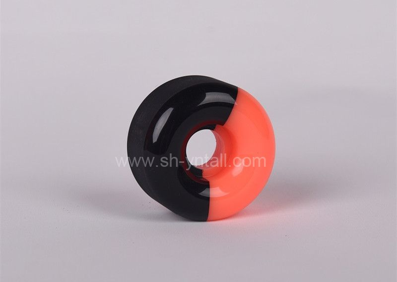 pu wheels for skate board 54*32 round half half Wholesale