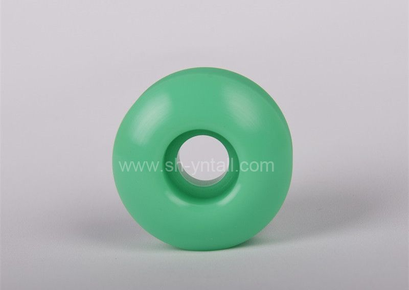 pu wheels for skate board 52*30 green blue