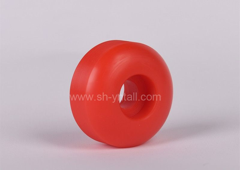 pu wheels for skate board 52*30 red