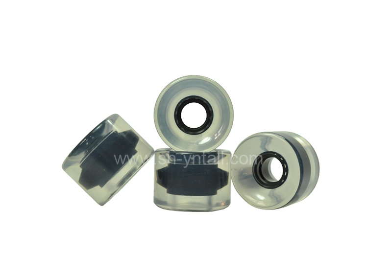 pu wheels for skate board 60*45