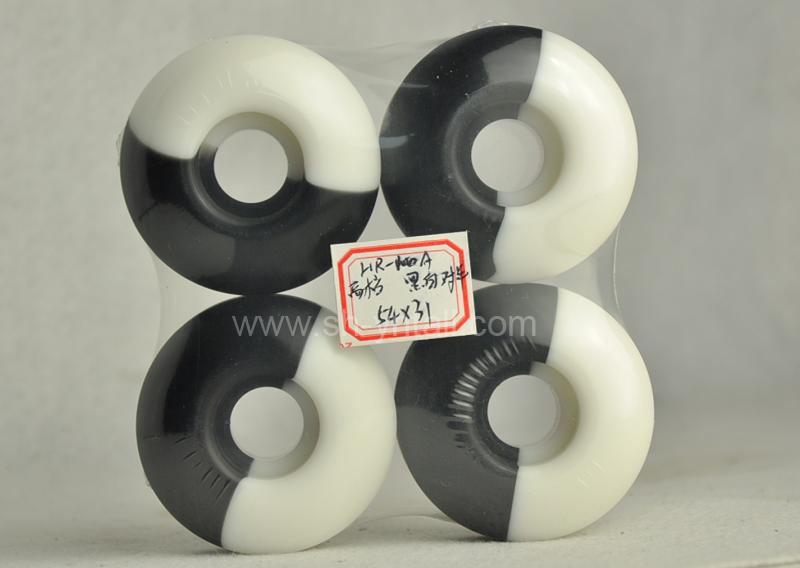 pu wheels for skate board 54*31