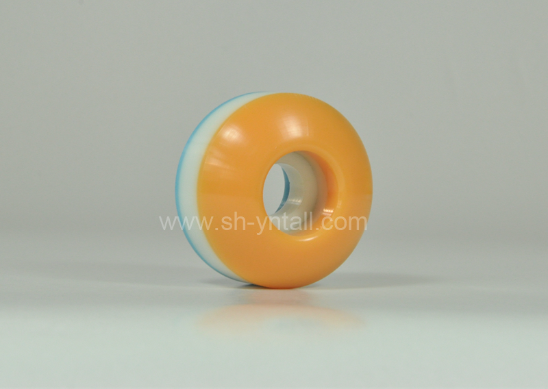 pu wheels for skate board 51*31