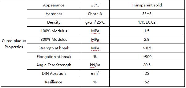 PU sheet Centrifugal Sheet for AUTO-SCRUBBER